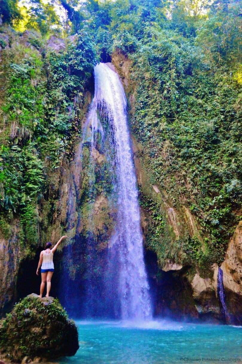 Inambakan Falls and I (3)