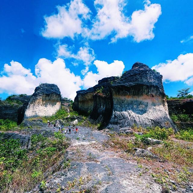 Quarry in Kabangbang, Bantayan