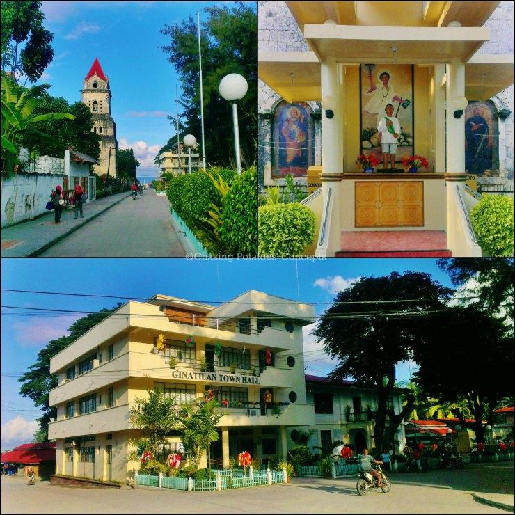 Ginatilan Town