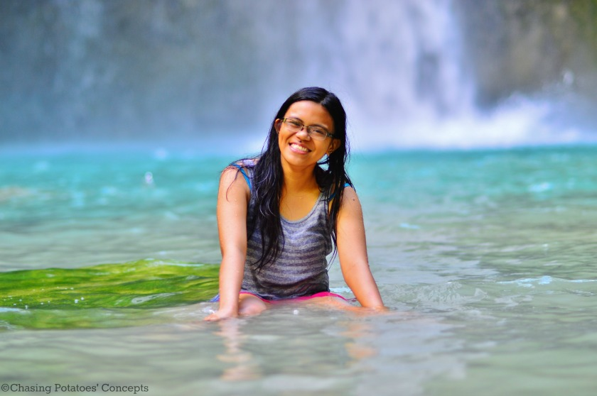 Joy to the World (Inambakan Falls)