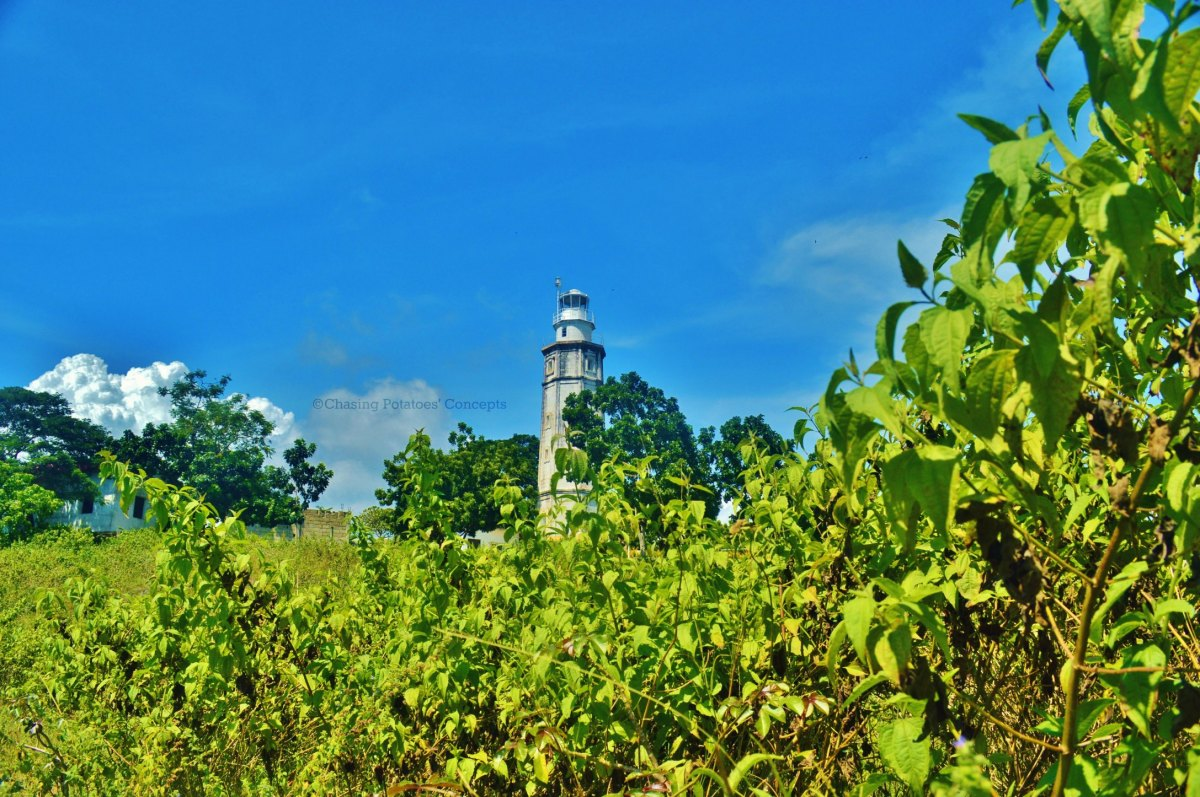 Parola sa Liloan : THE BAGACAY POINT LIGHTHOUSE