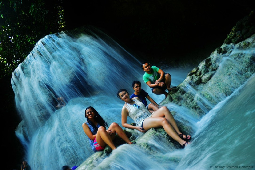 Level 5 of aguinid Falls