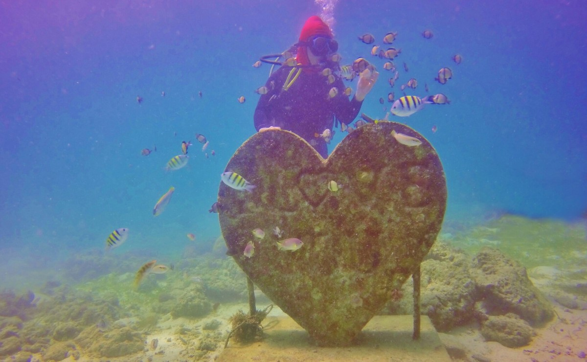 SCUBA DIVING: Its Thrills andJoys