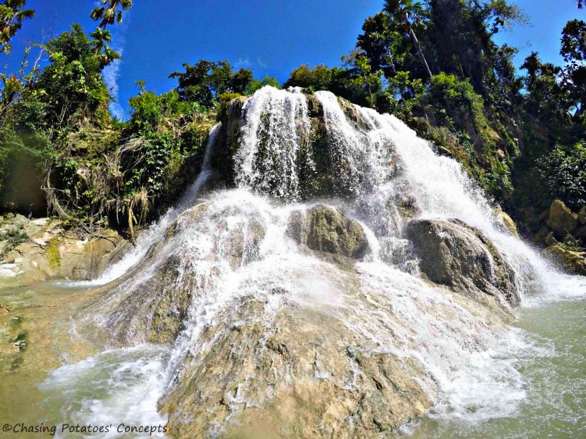 Lusno Falls