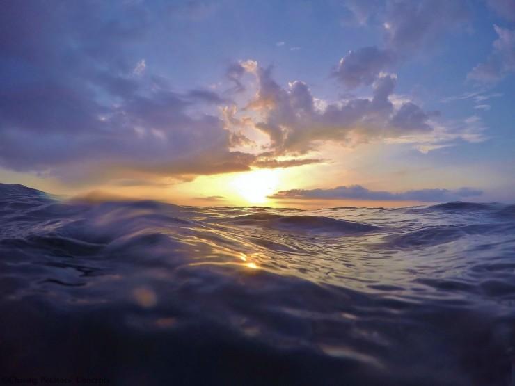Hale Manna - Sunset