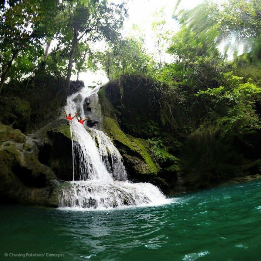 Cambais Falls 1