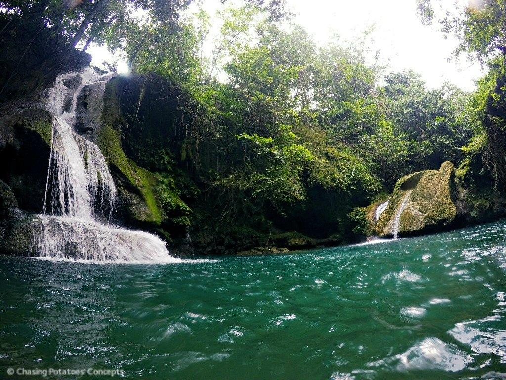 Cambais Falls 2