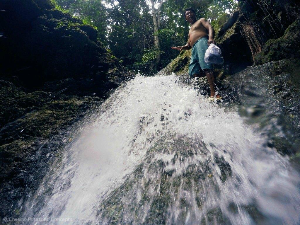 Cambais Falls, Alegria 20.20
