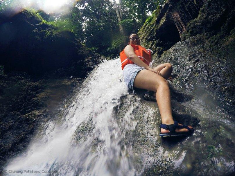 Cambais Falls, Alegria 21
