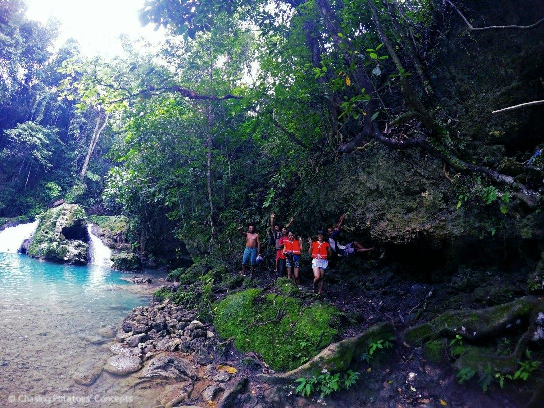 Cambais Falls, Alegria 26