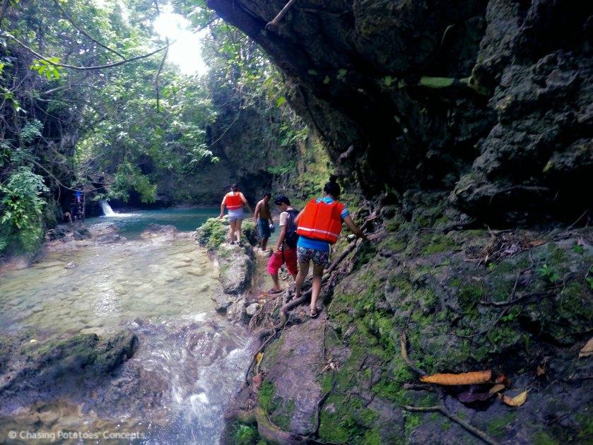 Cambais Falls, Alegria 27