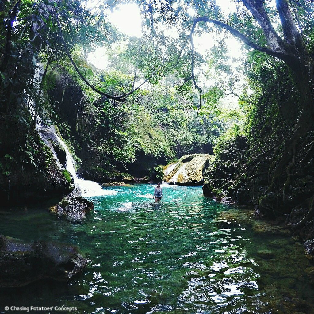 Cambais Falls, Alegria 3.3