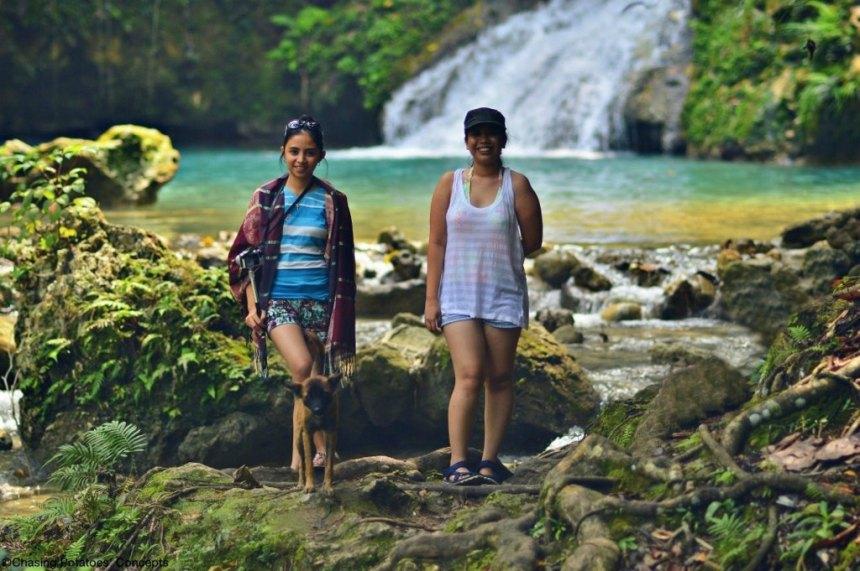 Cambais Falls, Alegria 6.6