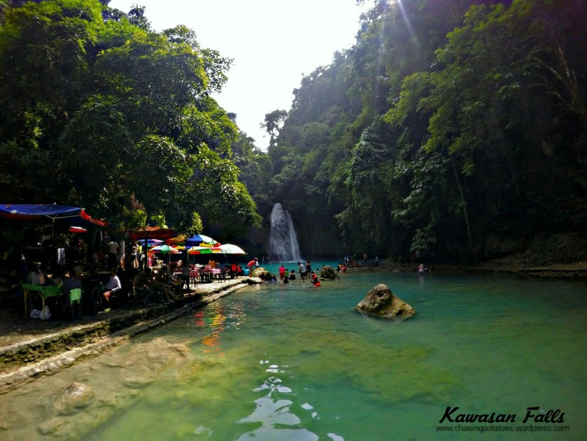Kawasan Falls, Badian