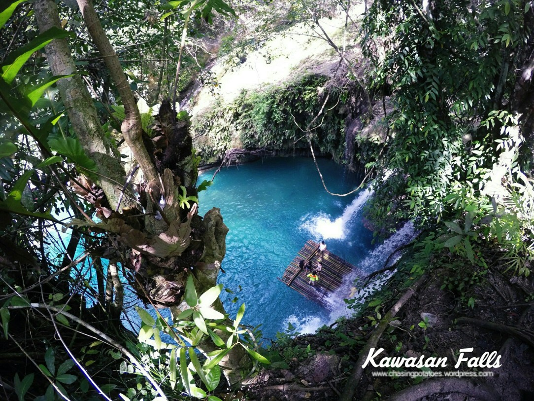30. Explore the 3 levels of Kawasan.