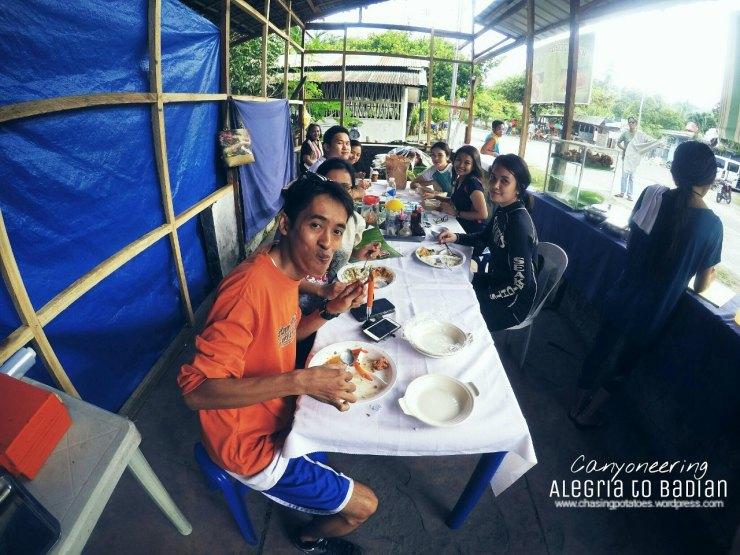 3. Eat breakfast in Alegria.