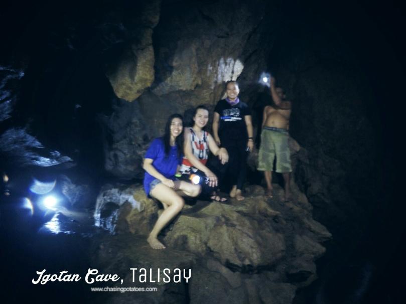 Igotan Cave