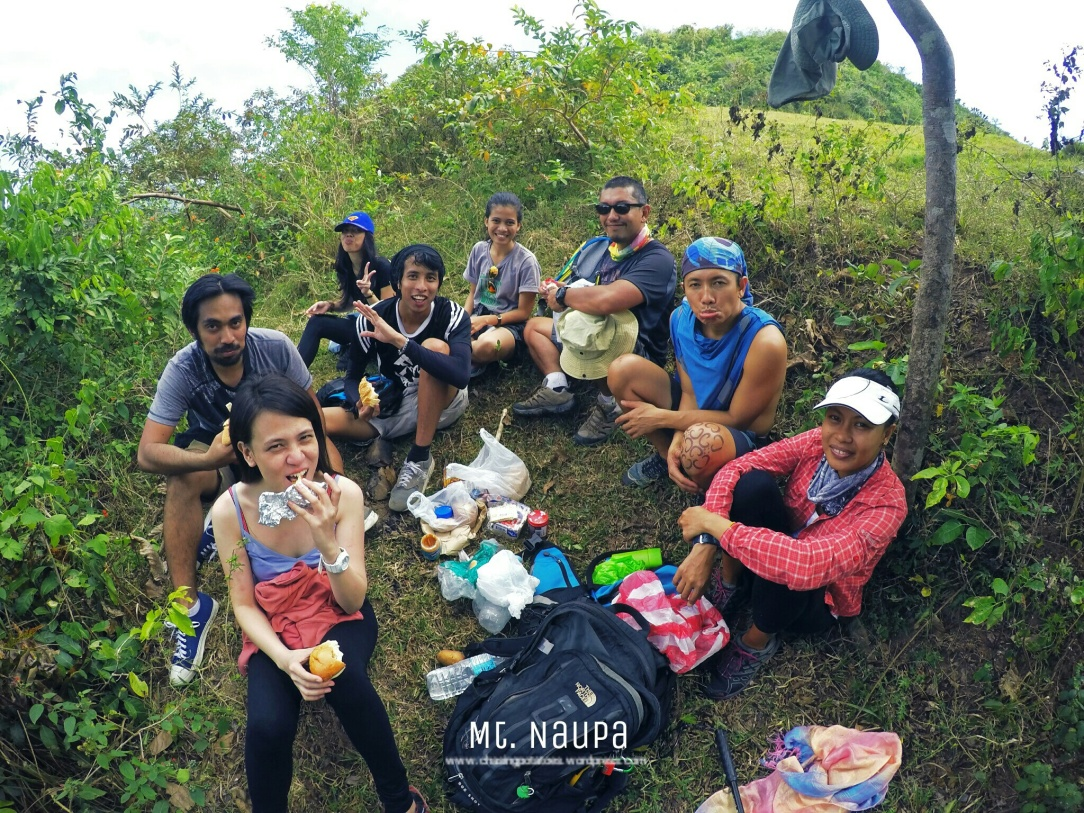Climbing Mt. Naupa, Naga's Highest Peak