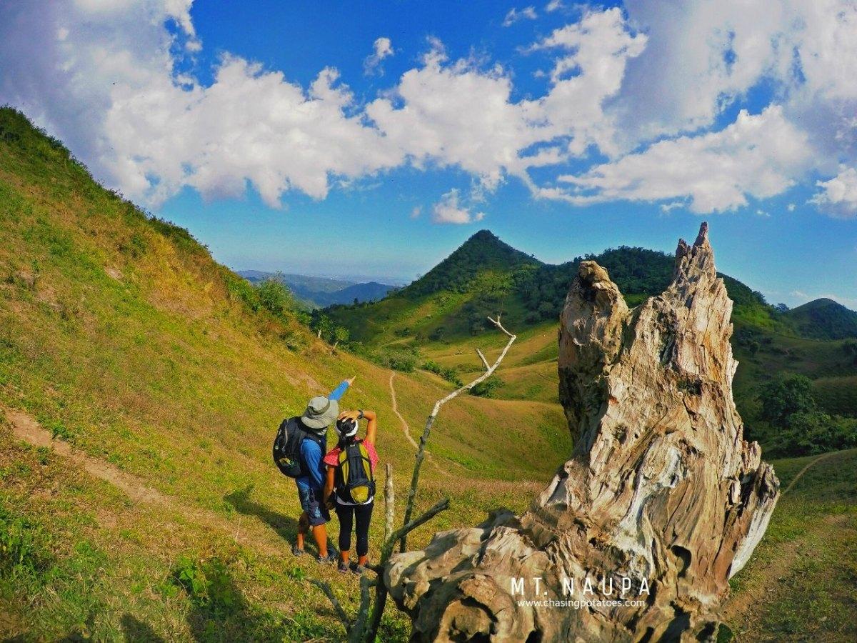 MT. NAUPA : (Updated 2019) Climbing the Almost Perfect Cone of Naga's HighestPeak