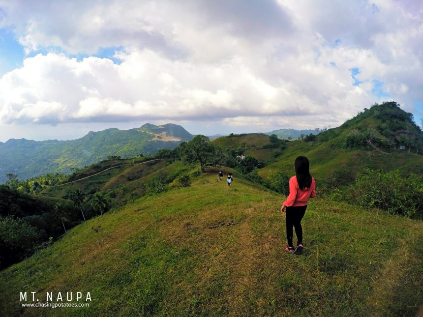 Climbing Mt. Naupa, Naga's Highest Peak