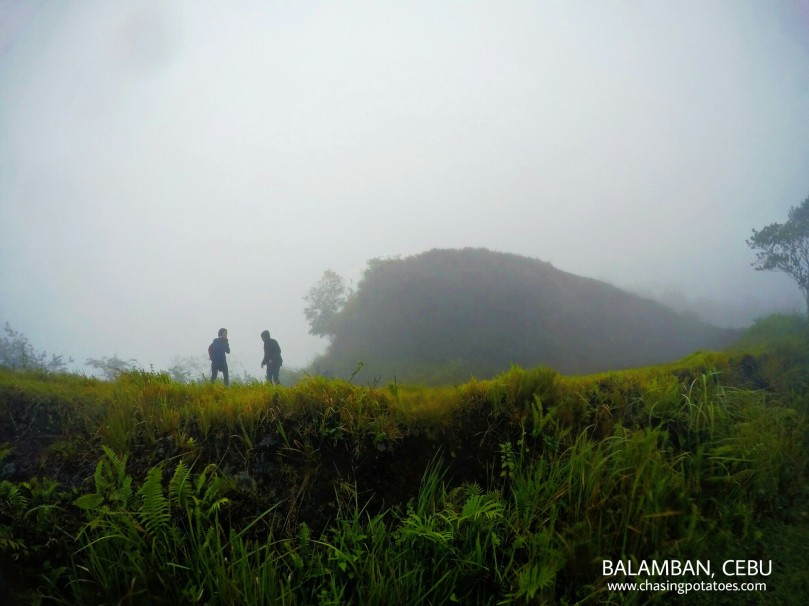 Climbing Mt. Manunggal and Mt. Mauyog