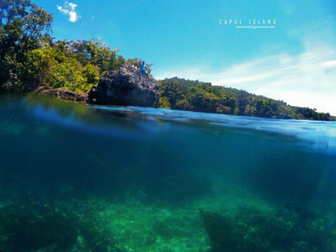 CAPUL ISLAND 19