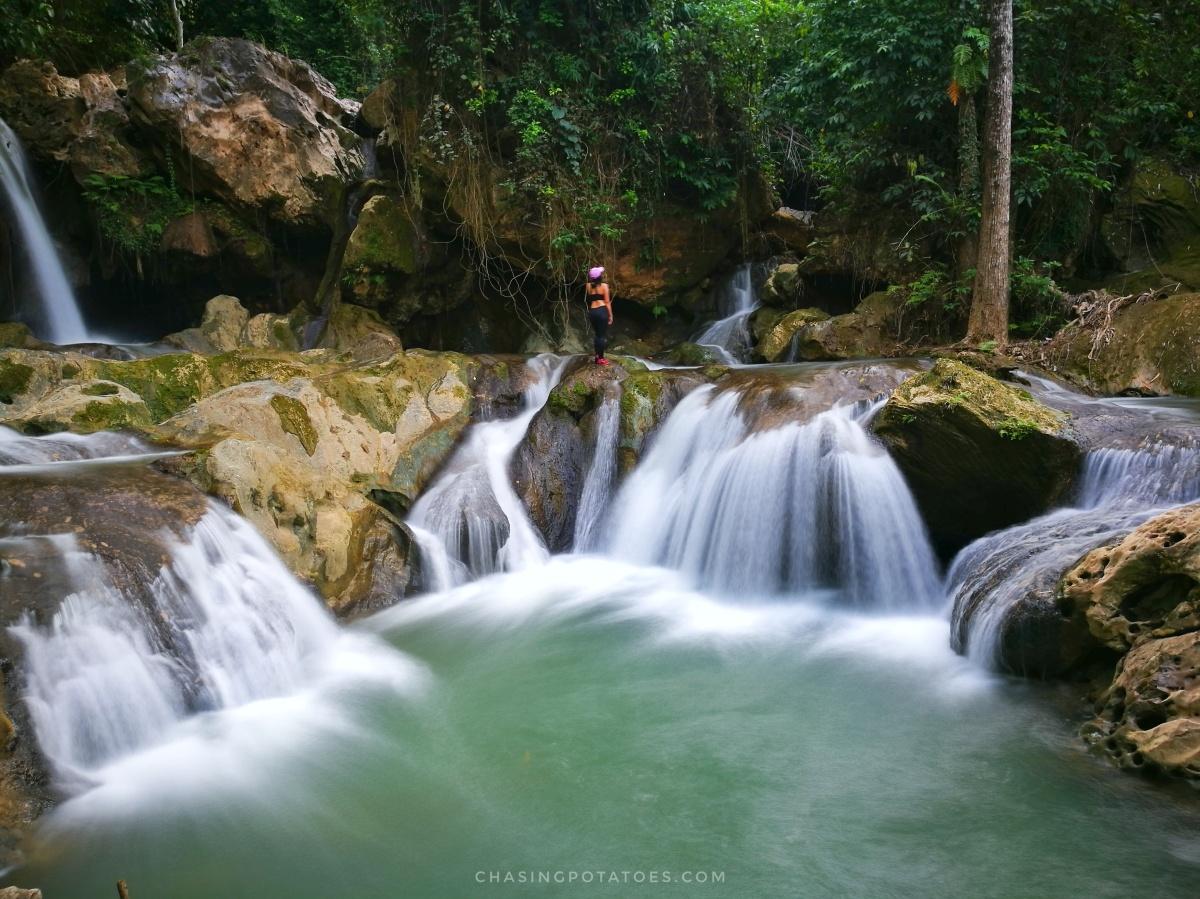 "Tinubdan Falls : Where Those ""Negative Things"" Abound When You ChaseWaterfalls"