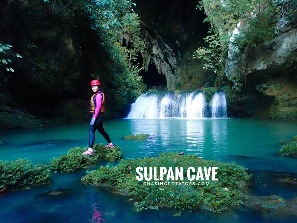 PINIPISAKAN FALLS and SULPAN CAVE in San Jorge, Samar:  Once in a Lifetime Extreme Adventures You Ever Get to Experience Here in the Philippines