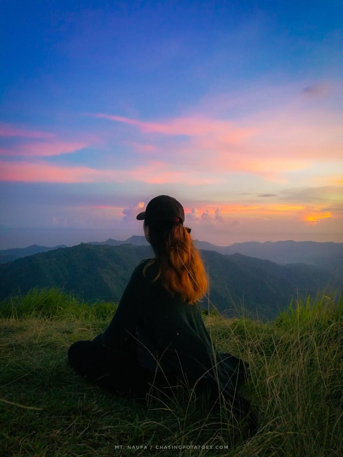 Sunset Sesh in Mt.Naupa