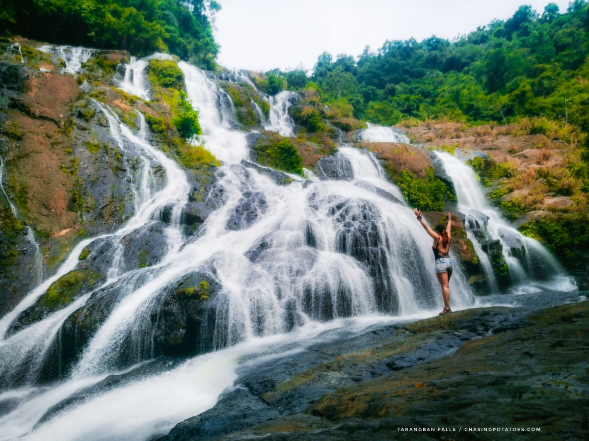 Chasin' Waterfalls in Calbayog