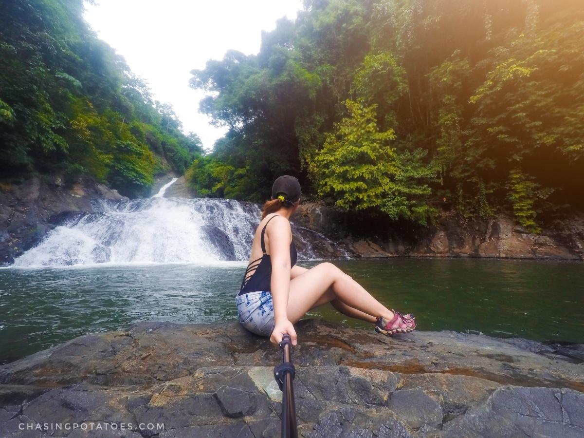 VLOG: SOLO TRAVELLING IN CALBAYOG – Chasing Waterfalls Edition (Tarangban Falls, BangonFalls)
