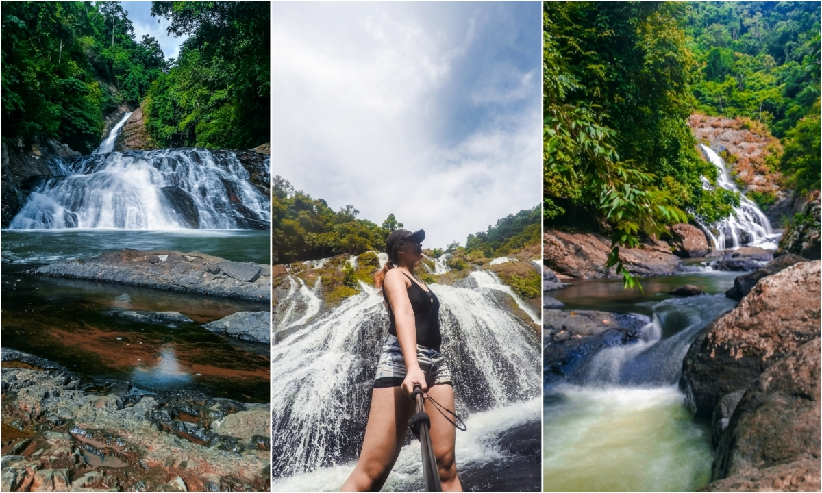 Solo Traveling in Calbayog : Two Splendid Waterfalls To Chase in Calbayog